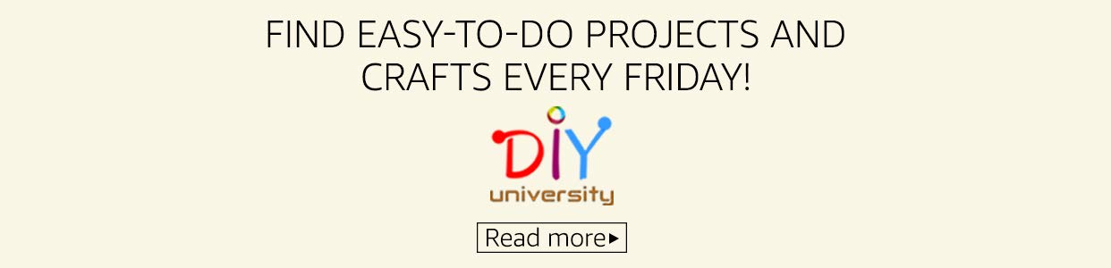 Find easy-to-do projects and crafts every Friday