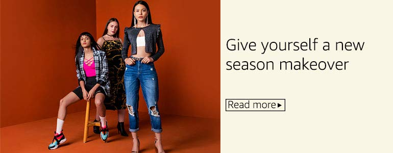 Give yourself a new season makeover