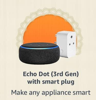 dot + smart plug