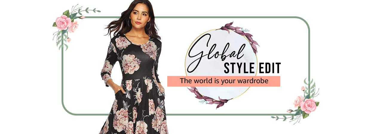 Global syle edit | The world is your wardrobe