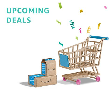 See all upcoming deals