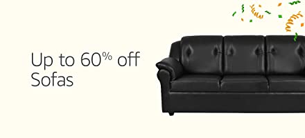 Up to 60% off: Sofas