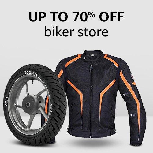 Biker store