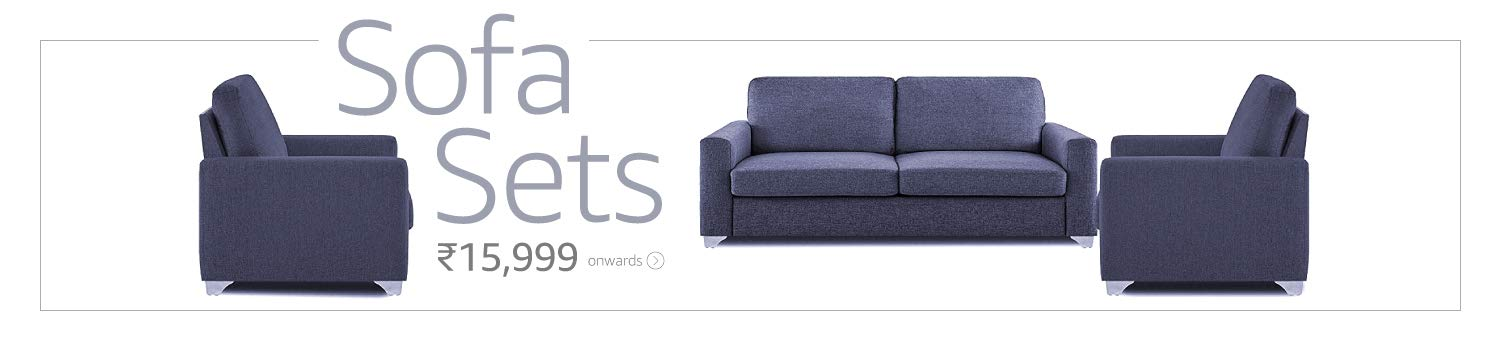 Stupendous Sofas Buy Sofas Couches Online At Best Prices In India Download Free Architecture Designs Scobabritishbridgeorg