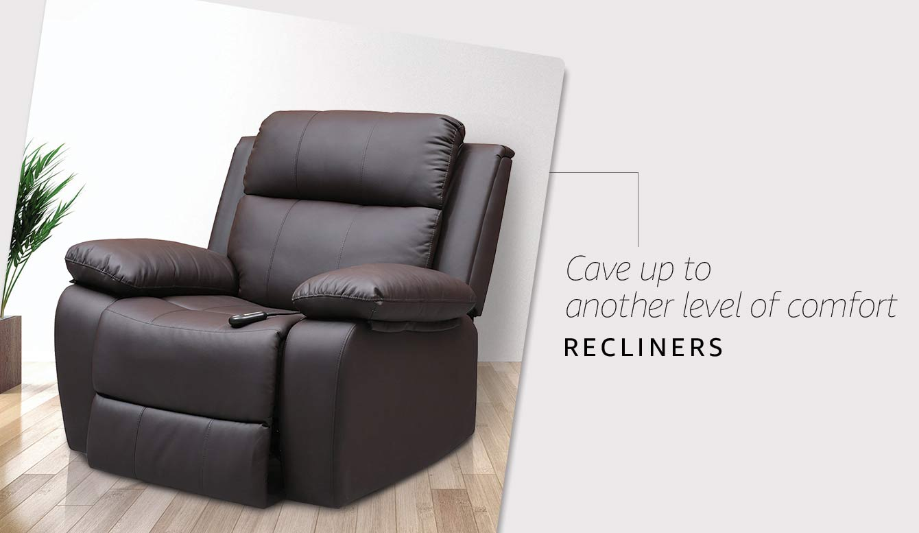 buy best chairs online furniture buy furniture online at best prices in india 11803 | Recliners