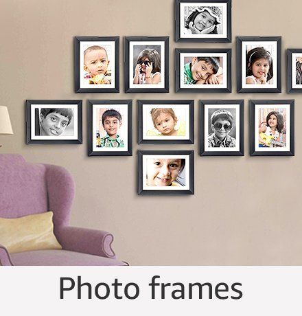 Photo Collection Home Decor