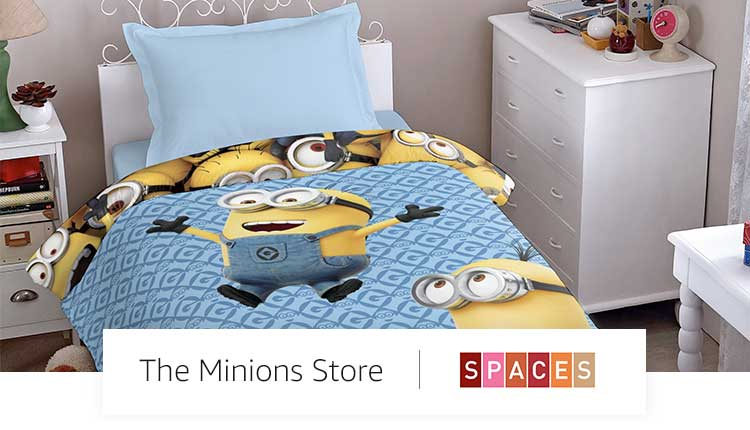 The Minions Store | Spaces