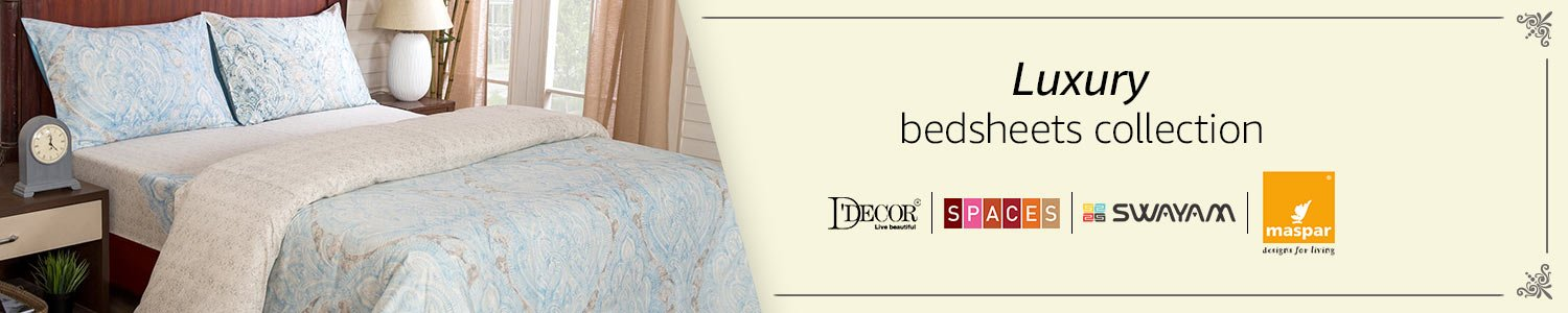 Luxury bedsheets collection