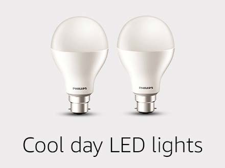 Cool day LED lights