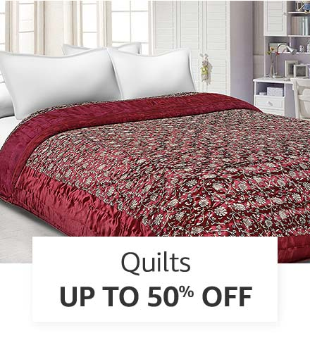 Quilts | Up to 50% off