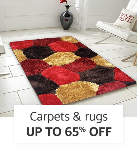 Carpets & Rugs   Up to 65% off