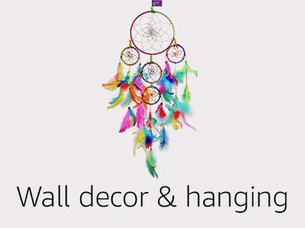 Wall decor & hanging