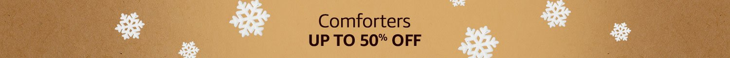 Comforter Up to 50% off