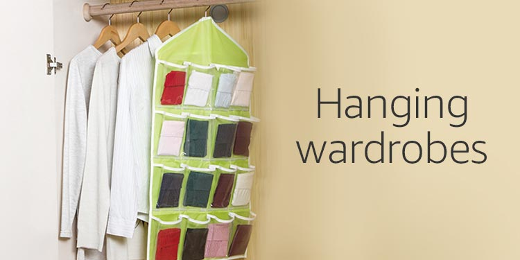 Hanging wardrobes