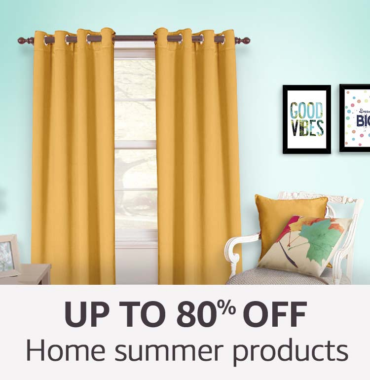 Home summer products