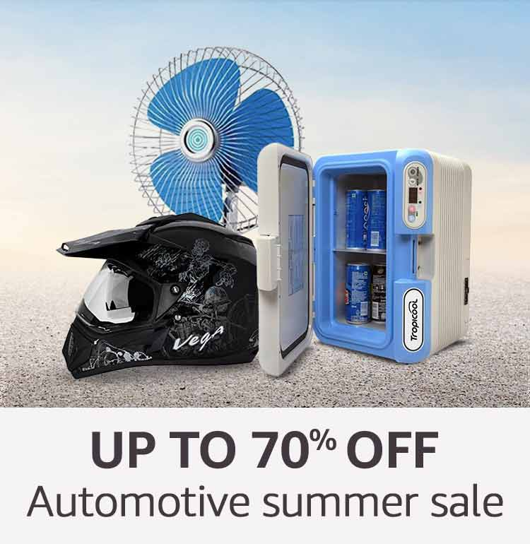 Automotive Summer sale