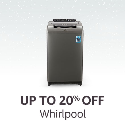 Up to 20% off Whirlpool
