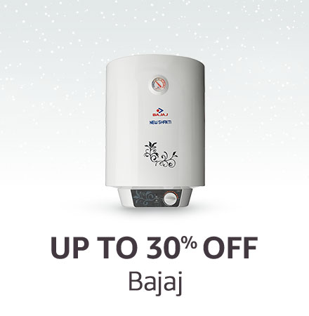 Bajaj up to 30% off