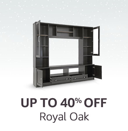 Up to 40% off Royal Oak