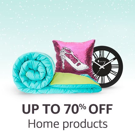 Home products | Up to 70% off