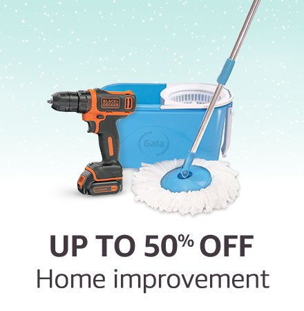 Up to 50% off | Home Improvement