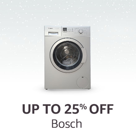 Up to 25% off Bosch