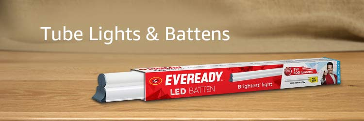 Tube lights & battens