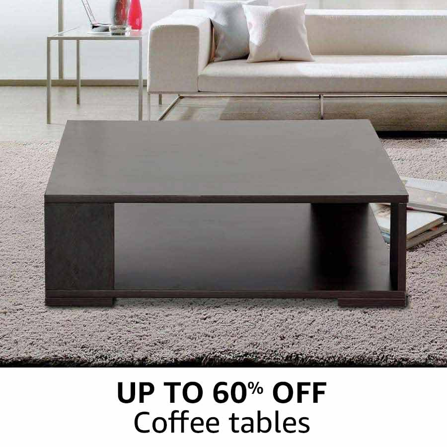 Exceptional Coffee Tables Up To 60% Off