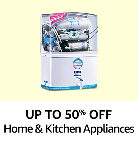 Home & kitchen apliances