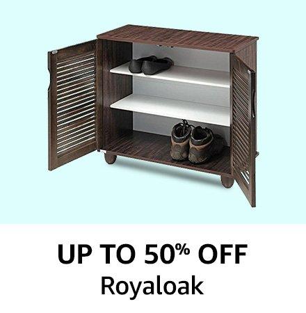 Royal Oak Up to 50% off
