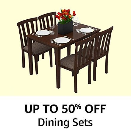 Dining sets Up to 50% off