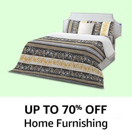 Up to 70% off home furnishing EOSS