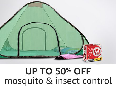 Mosquito & Insect Control