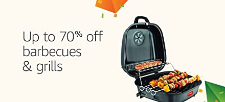 Up to 70% off on Barbecues and grills