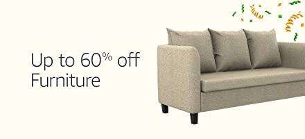 Up to 60% off: Furniture