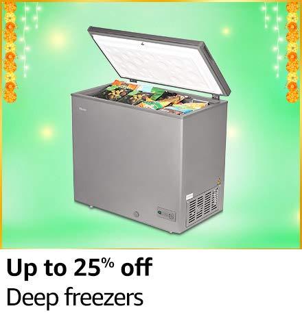 deep freezers