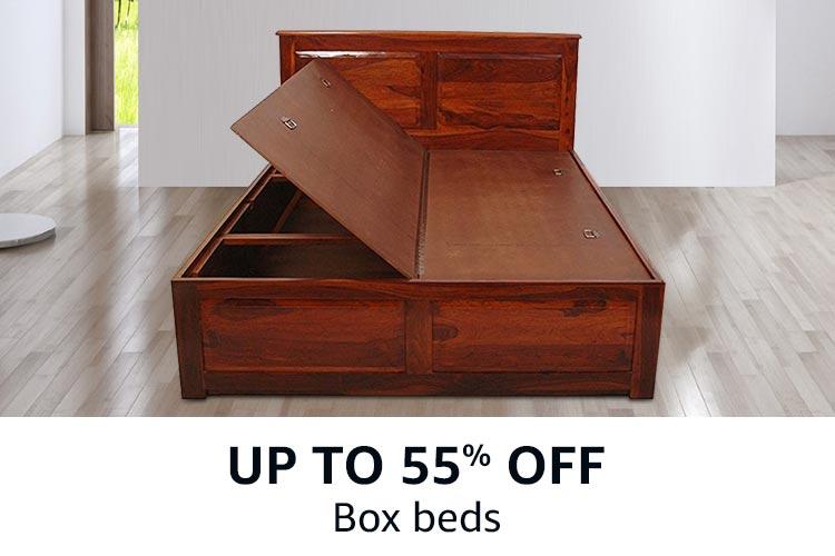 Box beds