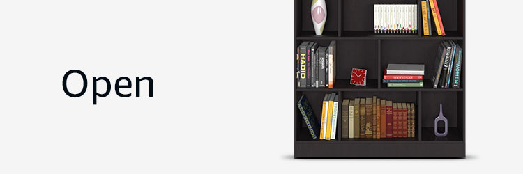 low open crate and reviews bookshelf bookcase barrel knox