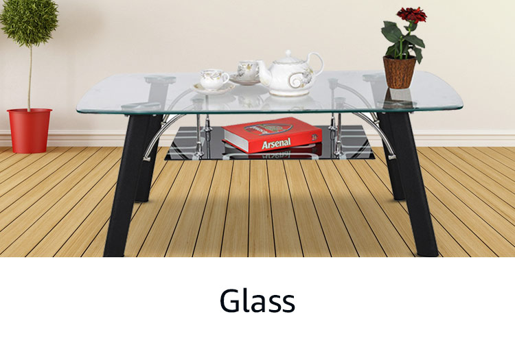 Coffee Tables - Buy Wooden Coffee Tables Online in India - Best Designs in  India - Amazon.in 32289212e3