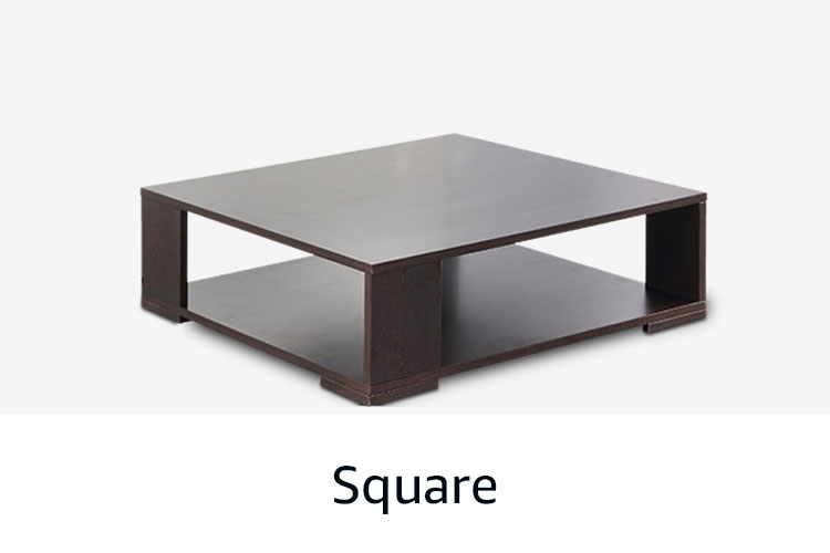 Black Coffee Table Ottoman