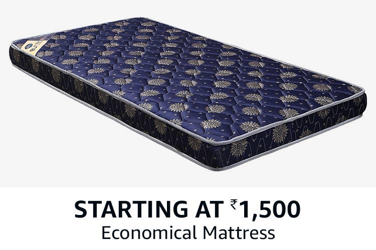 Economical mattress
