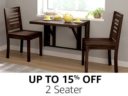 Dining table buy dining table online at best prices in for Best place to buy dining room chairs