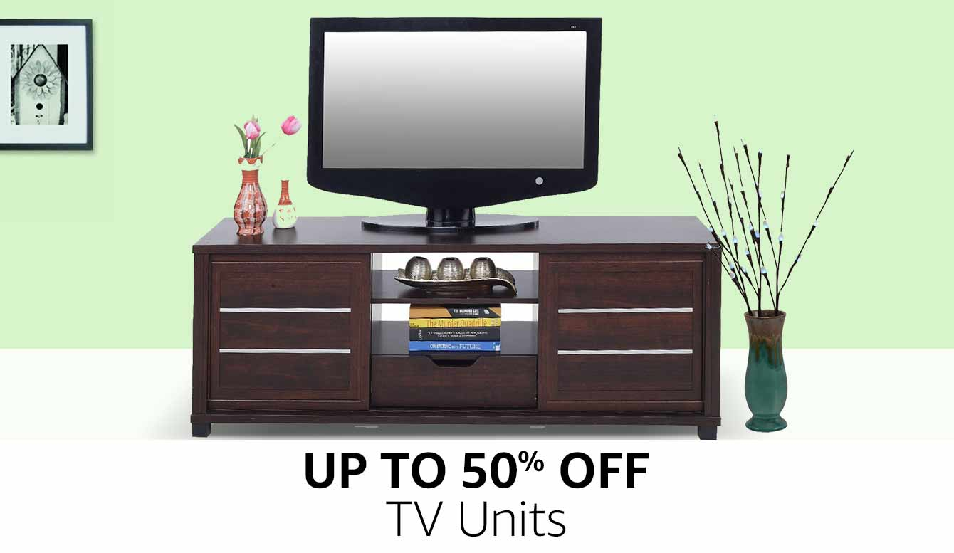 Up to 50% off | TV Units