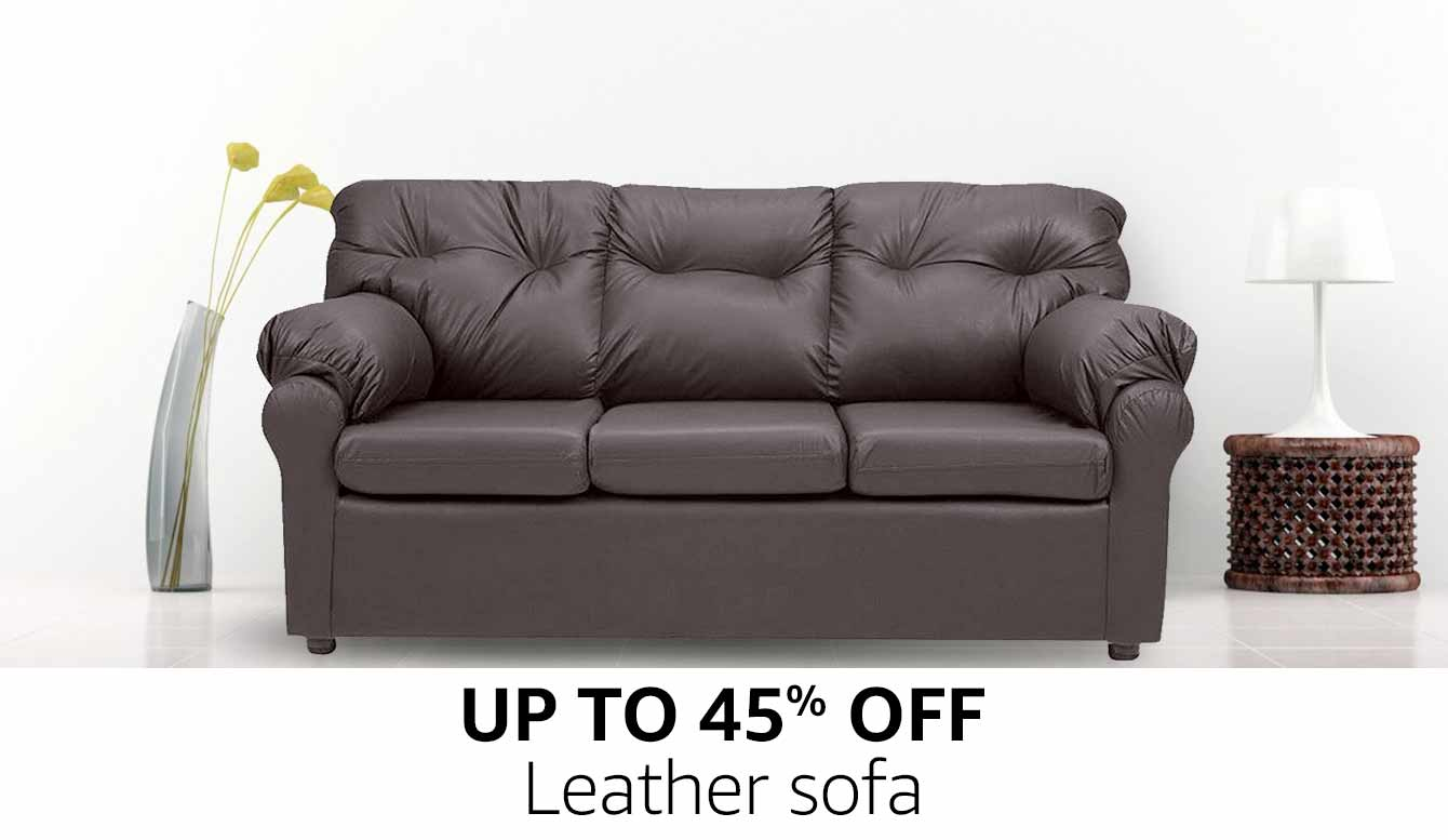 Genial Leather Sofas
