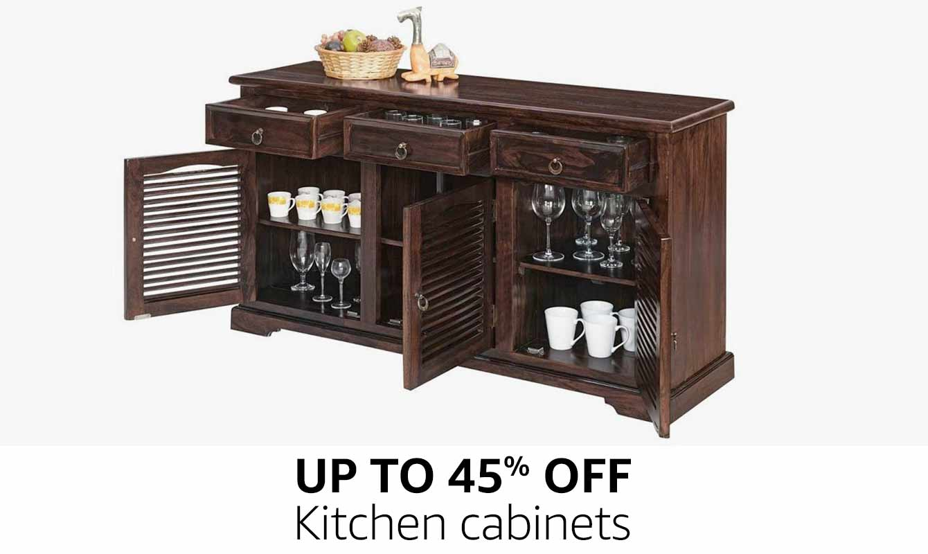Kitchen Cabinets | Up to 45% off