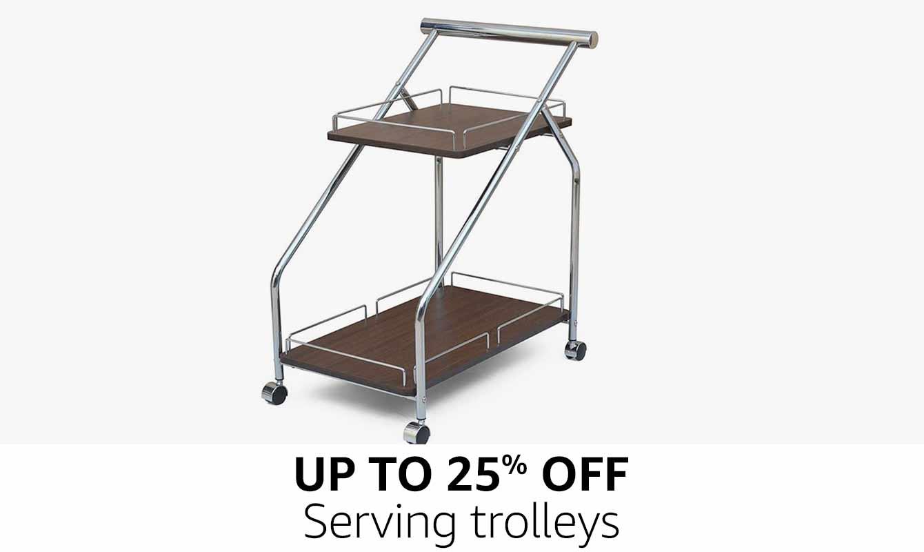 Serving Trolleys