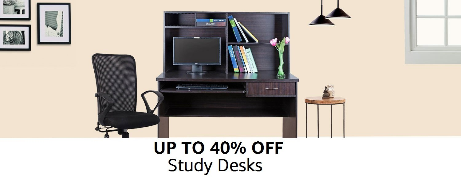 Study home office furniture buy study home office furniture online at low prices in india Home furniture online prices