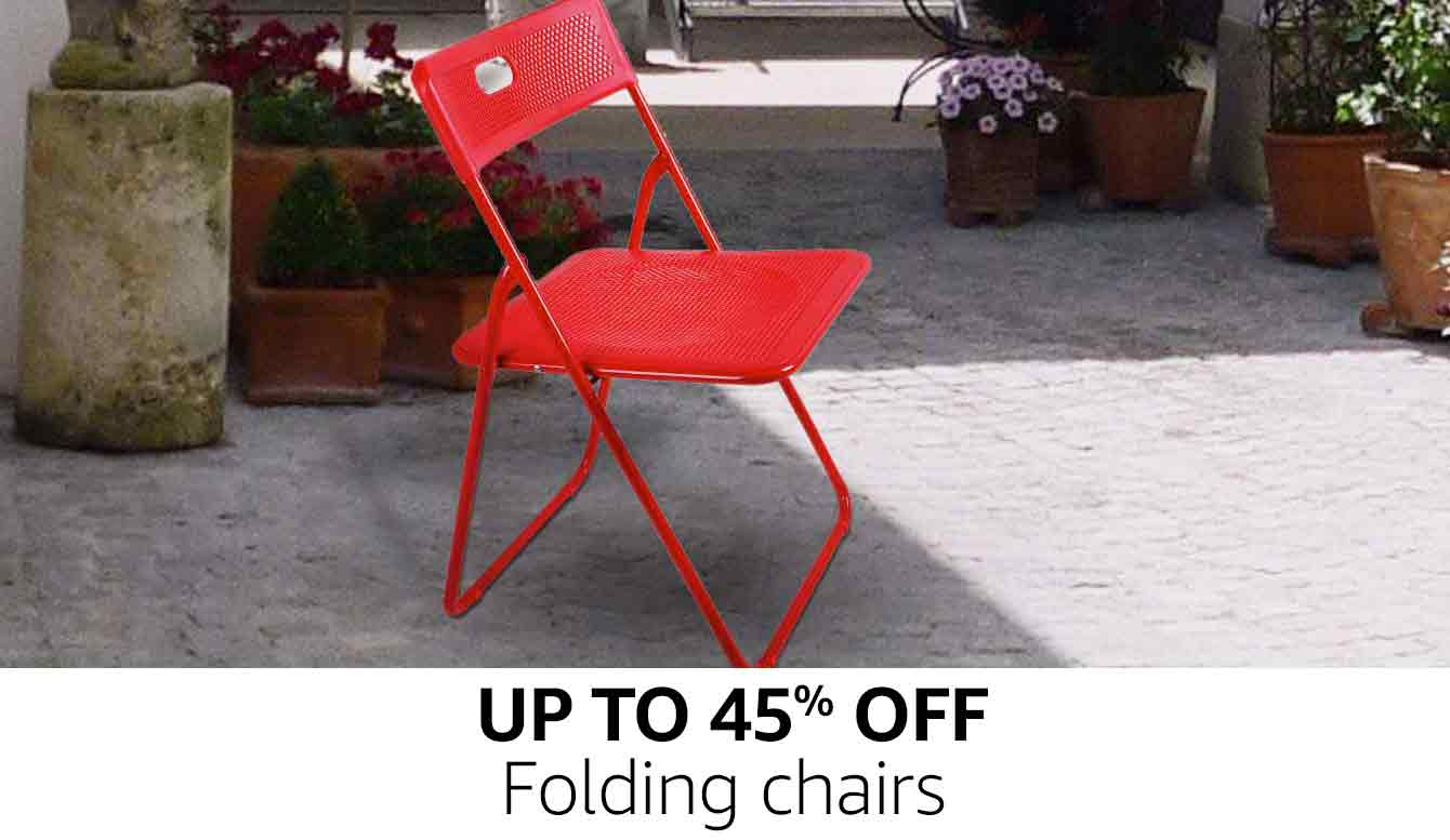 Lovely Folding Chairs