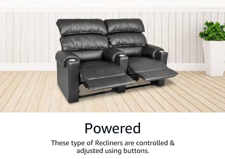 Powered