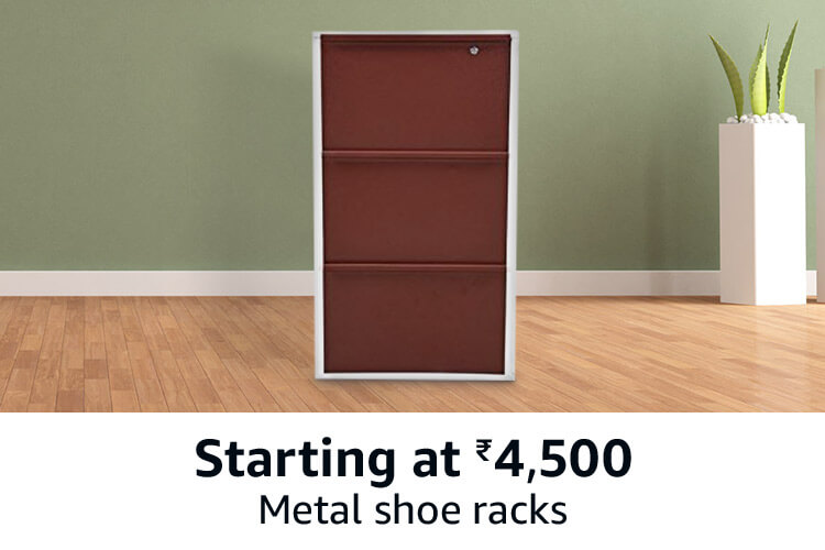 Metal Shoe racks
